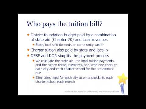 Webinar : Chapter 70 & Charter School Funding