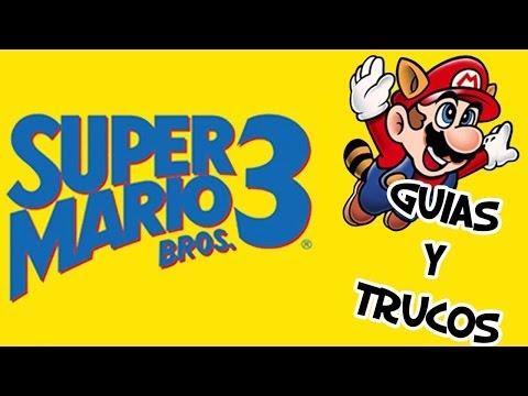 Guías y Trucos | Super Mario Bros 3 | Tú lo Juegas