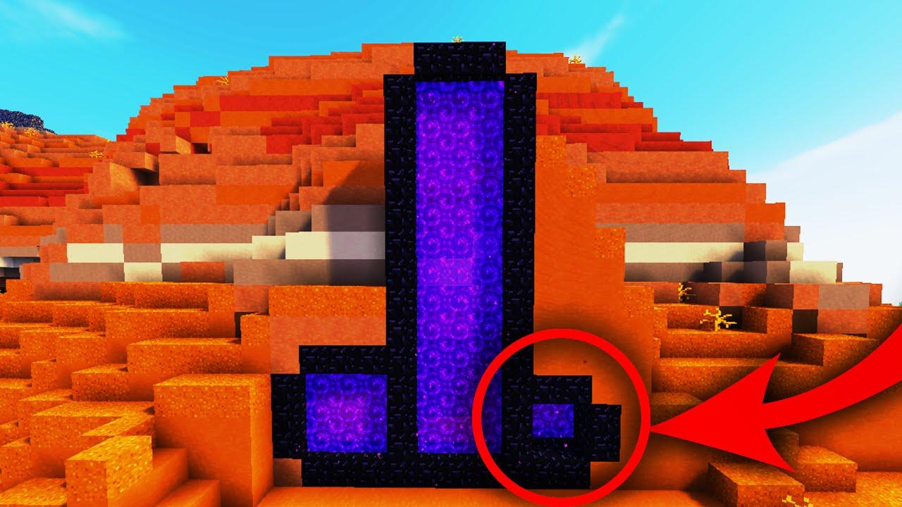 jak zrobi wielkie portale w minecraft youtube