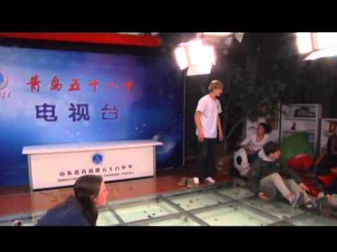 Darien High School in Qingdao 2013 special edition