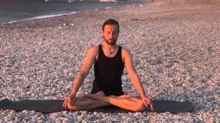 Хатха Йога. Средний Уровень Практики. 3-й день.(В этом видео представлена последовательность асан из серии