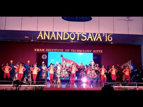 ANANDOTSAVA | LOVE FOR NATION | 2K16 | DEPT OF MCA