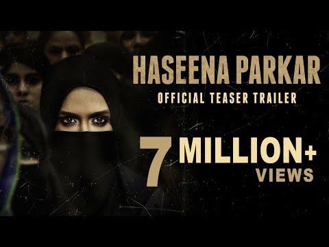 Haseena Parkar Official Teaser | Shraddha...