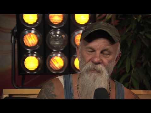 Gurtenfestival 2014: Seasick Steve - das komplette Interview