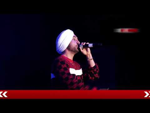 Diljit Dosanjh live Performance : song, Sweetu (Disco Singh)