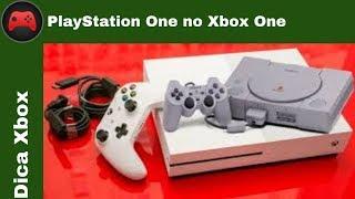 [Dica Xbox] Emulador PlayStation One para Xbox One
