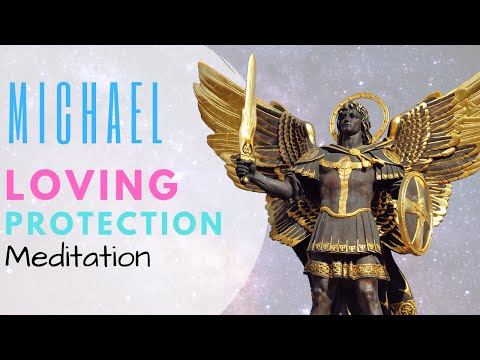 Protection Meditation with Archangel Michael, Lady Faith, and Micah