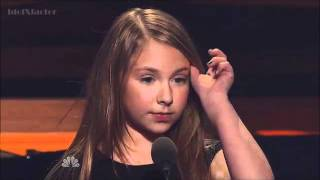 [HD] America's Got Talent 2011 (Semi Finals) - Anna Graceman - Home Sweet Home