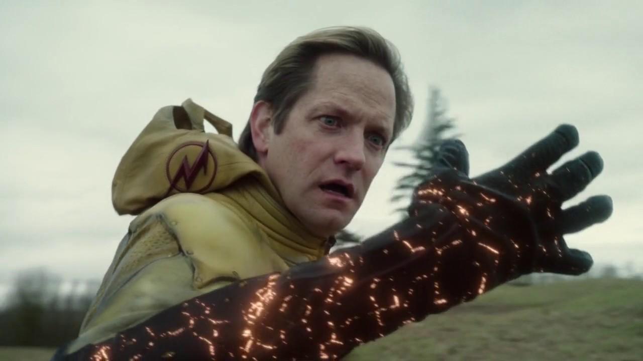 DC Legends of Tomorrow 2x17 Black Flash Kills Thawne