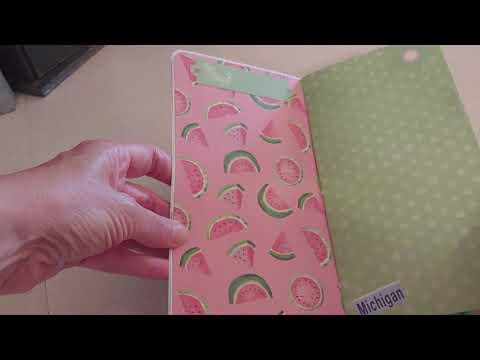 DIY Scrapbook Paper TN 4.25 x 8.25.