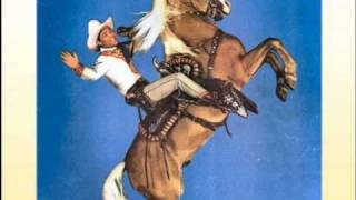 "Roy Rogers and Emmylou Harris - ""Little Joe the Wrangler"""