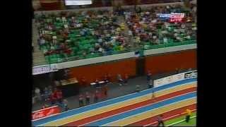 Юрий Борзаковский - Чемпион мира 2001 г. в помещении
