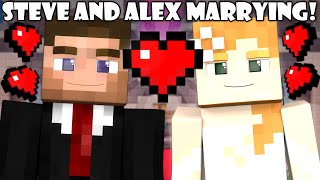 If Steve And Alex Were Married Minecraft