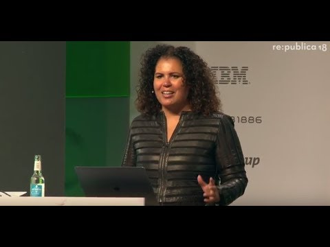re:publica 2018 – Safiya Umoja Noble: Algorithms of Oppression ...