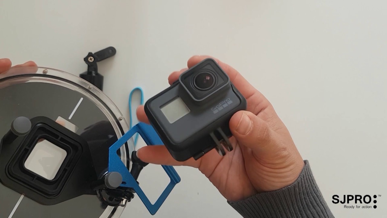 First And Best In The Market Gopro Hero 5 Dome Port By