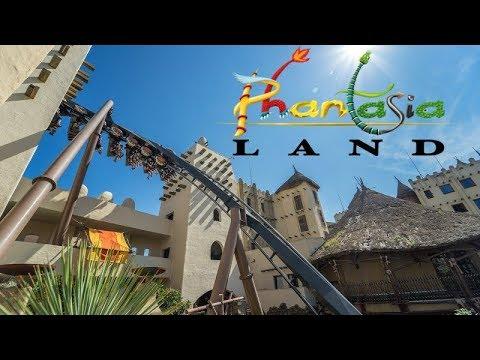 Phantasialand Vlog September 2017