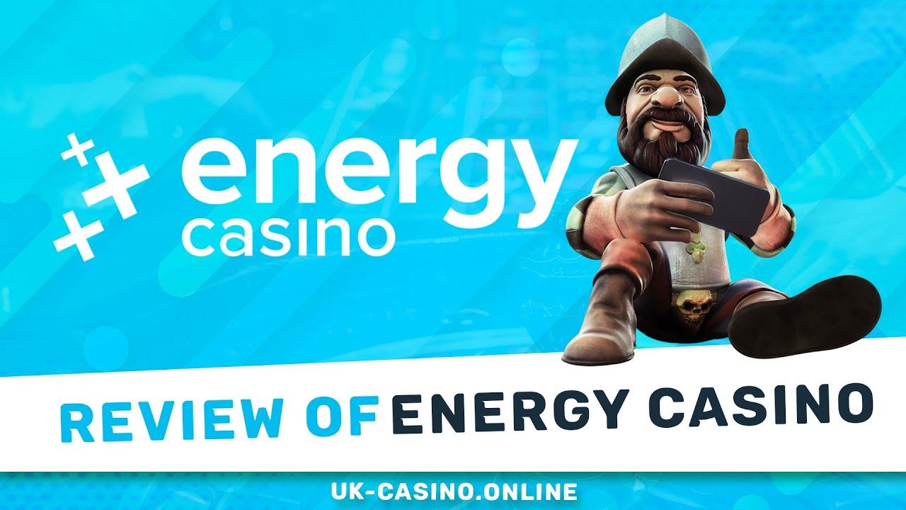 Energy Casino - Pełna recenzja Oferty bonusowe, sloty i więcej