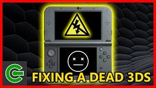 3DS Repair : How to fix a dead New 3DS XL (Not turning on, No power)
