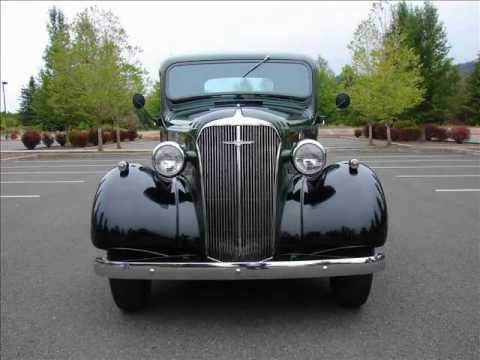 1937 Chevy Truck  Runs & Drives Great!  SOLD!  YouTube