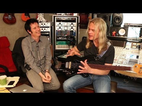Tony Franklin: Tracking Bass & Interview - Warren Huart: Produce Like A Pro