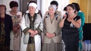 Кадражи-hажим вэ hезмолла эвлатлари.автор Саитов Зайнидин..