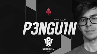 Small talk with P3NGU1N from Parabellum Esports - Six Invitational 2021
