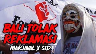 Bali Tolak Reklamasi – SID feat Marjinal (Backstage Version)