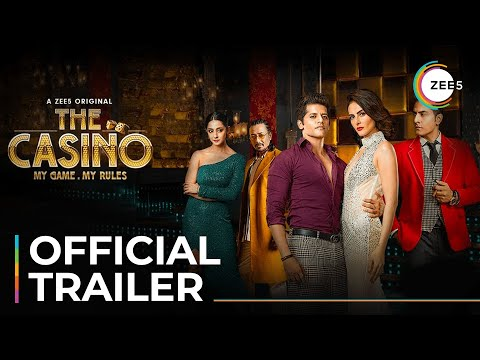 The Casino | Official Trailer | A ZEE5 Original | Premieres June 12 On ZEE5