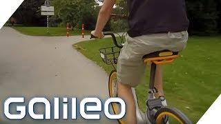 Leih-Fahrräder im Check: Welches Fahrrad lohnt sich wirklich? | Galileo | ProSieben