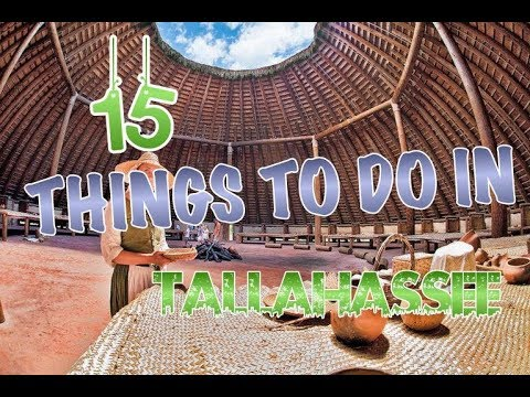 Top 15 Things To Do In Tallahassee, Florida