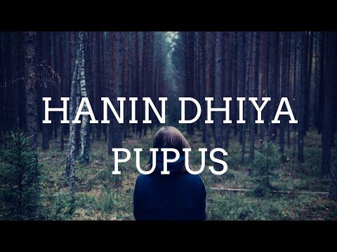 Dewa 19 - Pupus    Cover By Hanin Dhiya    ( Lirik )