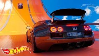 Forza Horizon 3 Bugatti Veyron Hot Wheels Goliath
