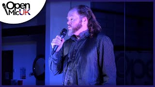 I AM BY YOUR SIDE  – ORIGINAL performed by DES PILLING at Open Mic UK singing contest