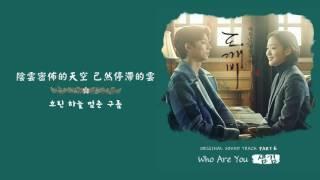 [韓繁中字] 샘김(Sam Kim) - Who Are You (孤單又燦爛的神__鬼怪/도깨비 OST.6)