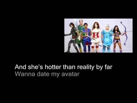 Do you wanna date my Avatar [Lyrics]