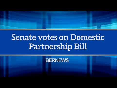 Audio: Senators Vote On Domestic Partnerships Act, Dec 13 2017