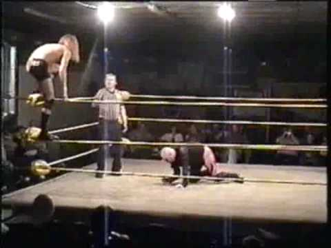 NWA Main Event Classic - Jammer vs. Shane Matthews  part 2