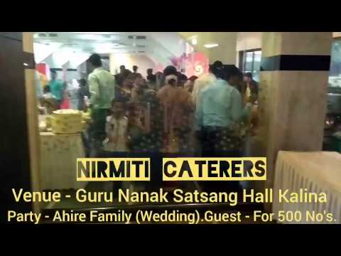 NIRMITI CATERERS - All Cuisine, Decoration And Setup Planning Done By Us.