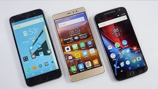 Moto G4 Plus vs Redmi Note 3 vs ZUK Z1 Compared Which is best?