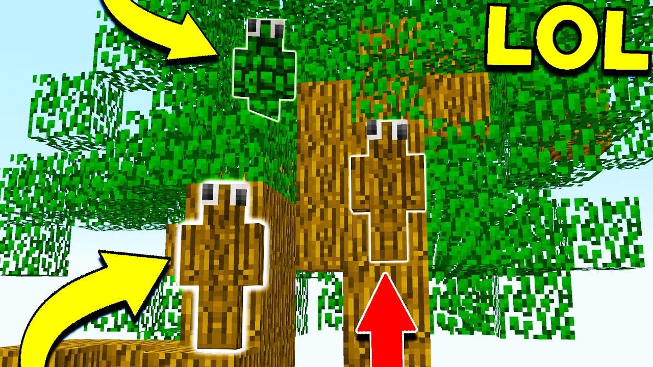 Extreme minecraft camo skin trolling youtube sciox Choice Image