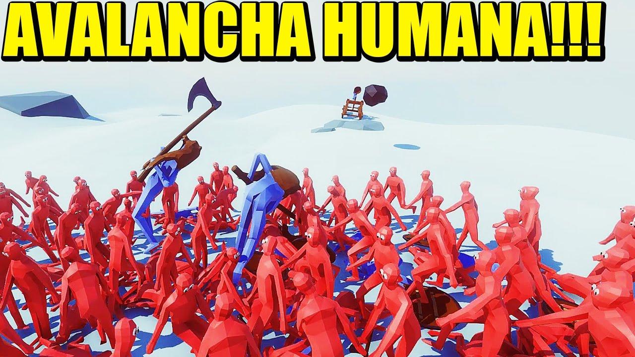 El Actualización T PeasantsVenciendo Avalancha sGameplay Campaña Español Modo a De b 80XnOPwk