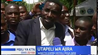 Vijana watapeliwa ajira jijini Nairobi