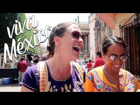 Our First Dia de la Independencia! // Gringo Family Moves to Mexico