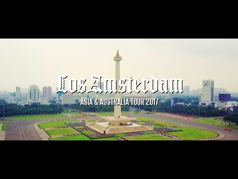 Yellow Claw - Los Amsterdam Tour 2017: Indonesia & Yangon, Myanmar