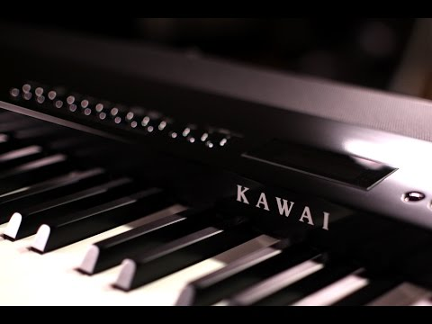 Kawai ES8 Digital Piano Demo with Sean O'Shea