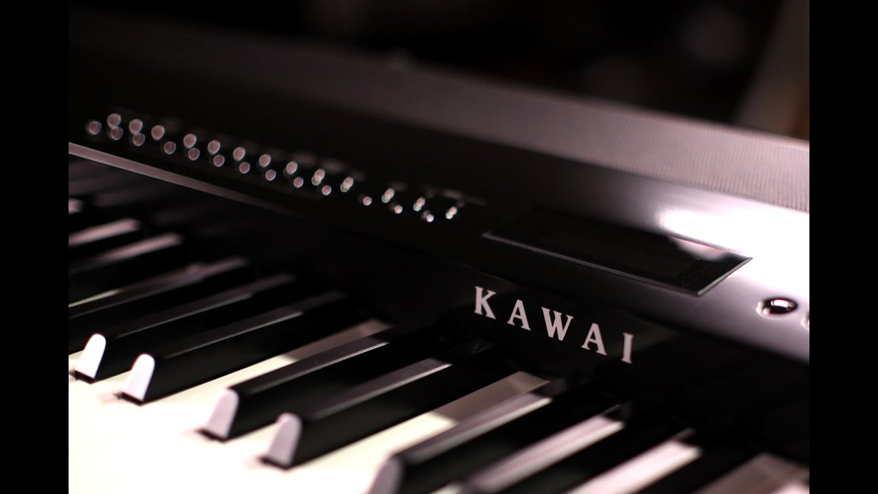 kawai es8 digital piano demo with sean o 39 shea youtube. Black Bedroom Furniture Sets. Home Design Ideas