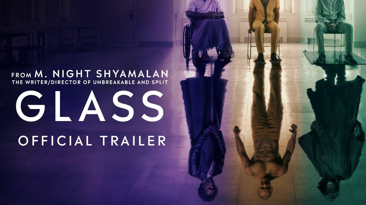 The First Full Trailer for M. Night Shyamalan's 'Glass'