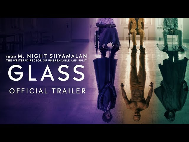 Glass - Official Trailer #2
