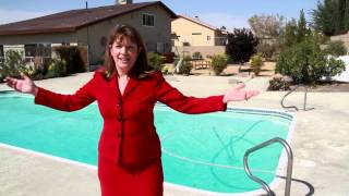 Desert Knolls 3 Bed Pool Home