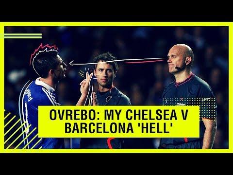 OVREBO: MY NIGHT OF CHELSEA-BARCELONA HELL